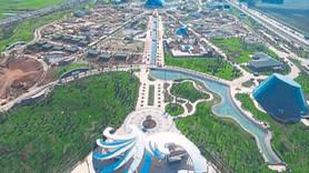Merkür'ün Güneş önünden geçişi EXPO Antalya alanında izlendi