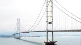 Körfez'in incisi Osmangazi Köprüsü resmen açıldı