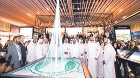 Dubai Cityscape'de 1.2 milyar liralık hasılat