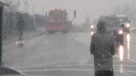 Meteoroloji İstanbul için kar alarmı verdi! Cuma günü geliyor