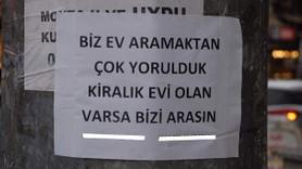 Bir zamanlar kapış kapıştı! İstanbul'da kiralık evler boş kaldı