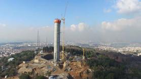 Çamlıca TV Kulesi Ramazan Bayramı'ndan önce açılacak