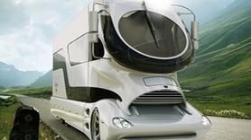 Bu karavan görenleri hayrete düşürüyor!