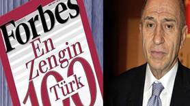 En zengin 100 Türk açıklandı! Nihat Özdemir ilk 10'da!