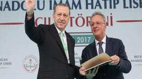 Buzlar eridi! Erdoğan ve Toprak barıştı