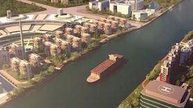 Kanal İstanbul'un geçtiği bölgelere piyango vurdu