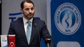 Albayrak'tan Emlak Bankası açıklaması