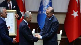 Erdoğan'dan Binali Yıldırım çıkışı: İstifa etmesi gerekmiyor