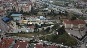 Üsküdar'daki İBB arazisi İGDAŞ'a!