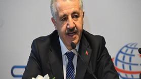 Ulaştırma Bakanı T.Telekom iddialarına yanıt verdi