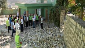 """Yeşilli'de """"Kentsel Dönüşüm Projesi"""" başladı"""