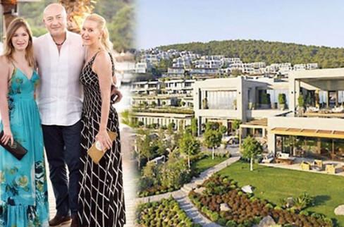Ferit Şahenk Bodrum'daki lüks evini sattı!