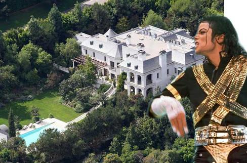 Michael Jackson'ın çiftliğini milyardere sattılar