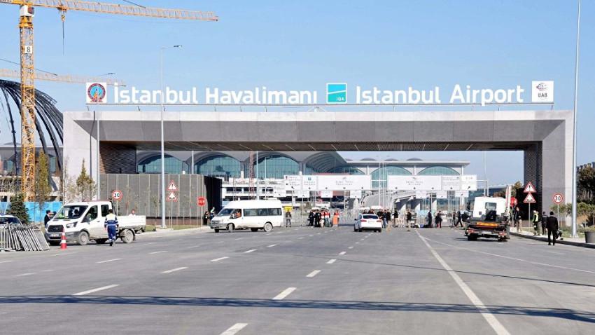 İstanbul Havalimanı için yeşil harekat!