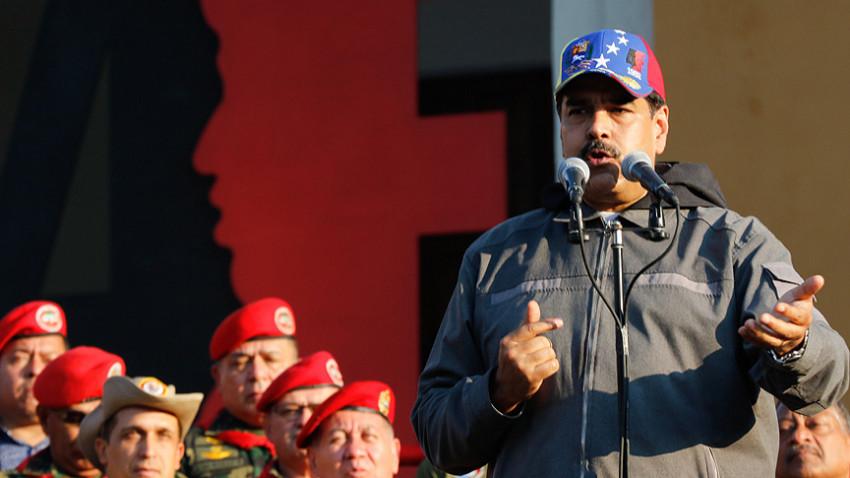 Maduro'nun altınlarını Türk şirket mi kaçırdı?