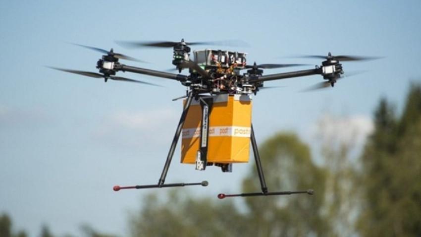 Emlak sektöründe drone'la yolculuk dönemi