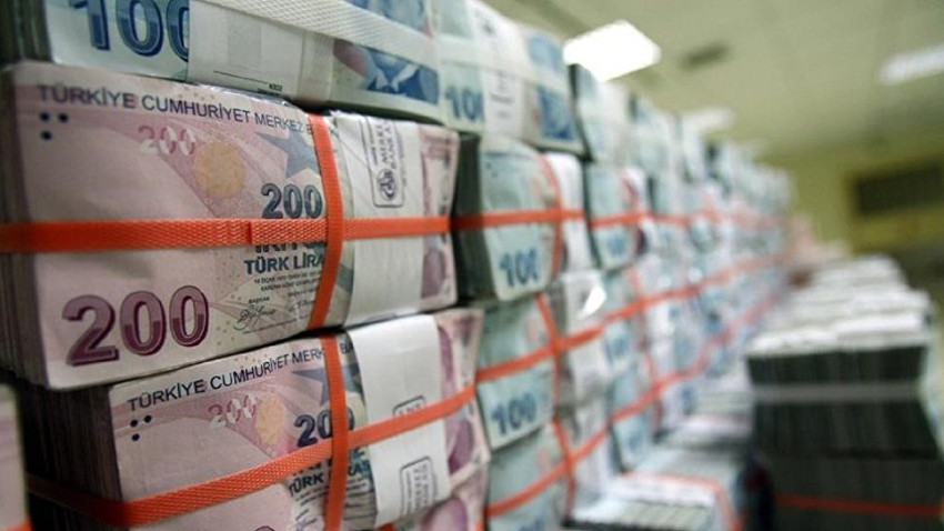 Hazine 2.5 milyar lira borçlandı