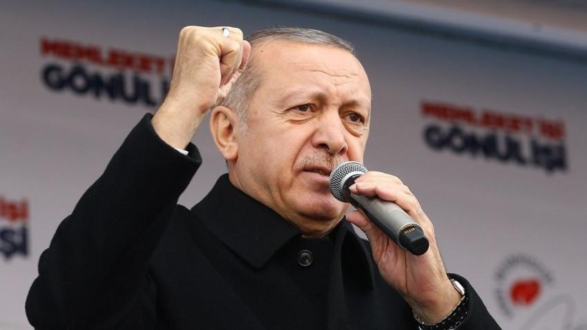 Erdoğan'dan Kanal Edirne açıklaması