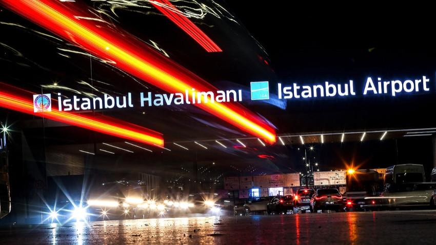 İstanbul Havalimanı'na yabancı havayolu ilgisi!