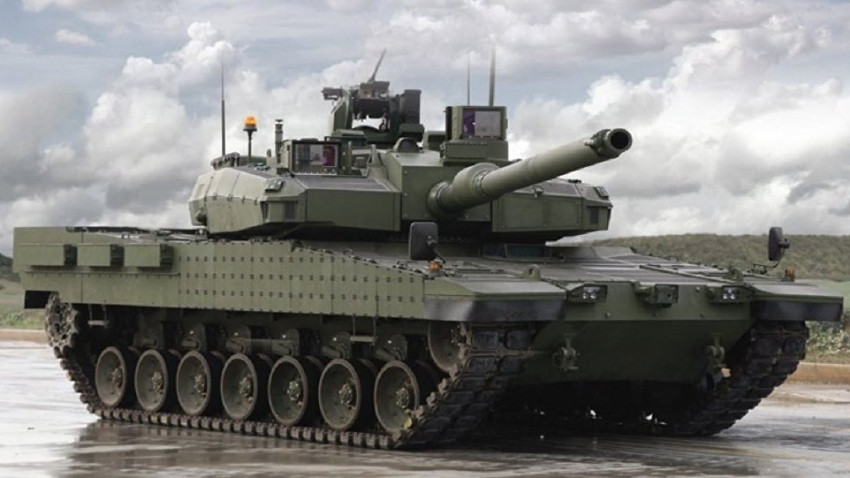 Katar, 100 adet Altay tankı siparişi verdi