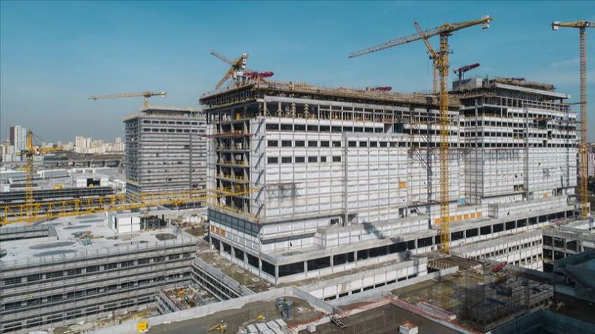 10 yeni şehir hastanesi daha açılacak