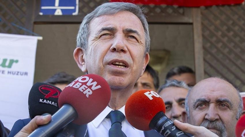 Mansur Yavaş'tan sahte senet açıklaması