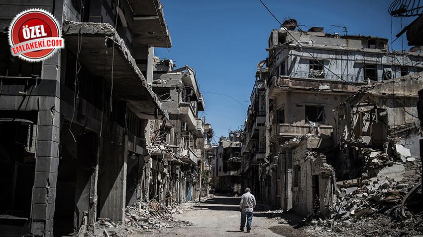 Suriye pazarını İranlı müteahhitler ele geçiriyor!