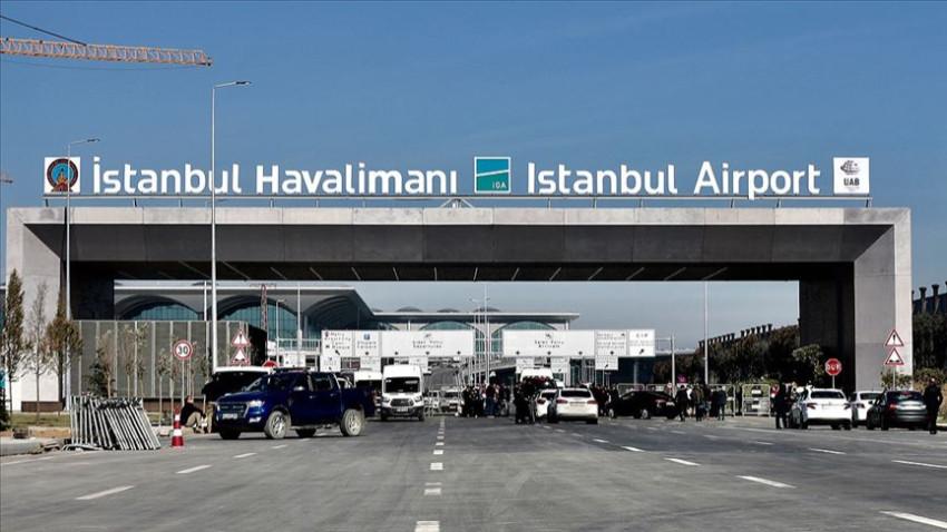 Yeni havalimanı ne zaman tam kapasite çalışacak?