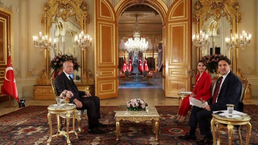 Erdoğan'dan Ayasofya'yı cami yapma sinyali!