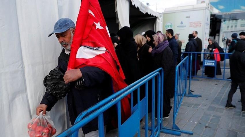 Türk halkının para harcama iştahı azaldı