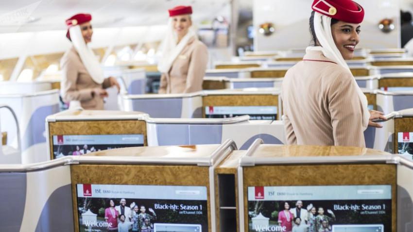 Emirates 15.4 bin TL maaşla eleman alacak