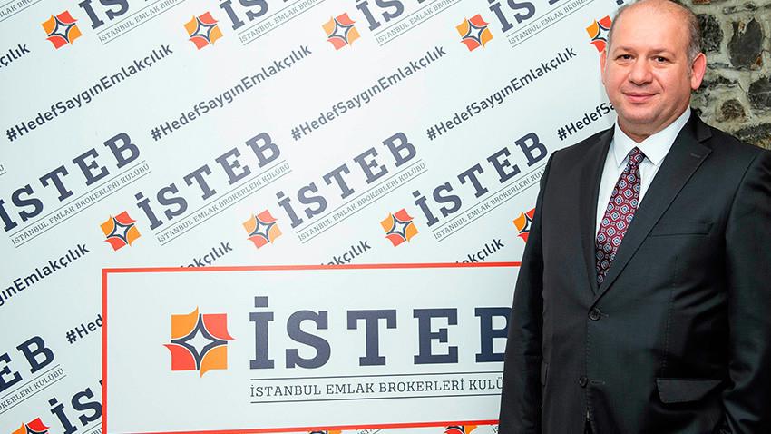 Türkiye'nin ilk Emlak Acenteleri Kooperatifi (ISTEB) kuruldu