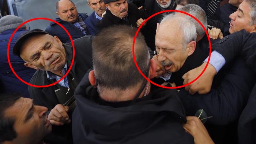 O yumruğu atan kişi AK Parti'den ihraç ediliyor