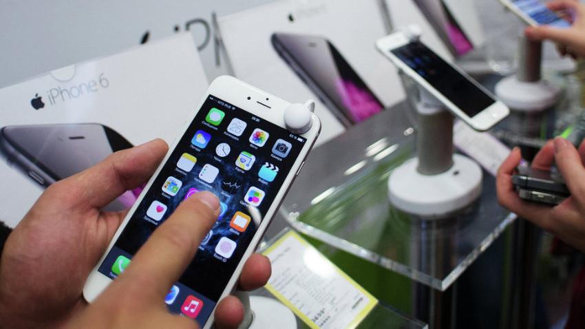 Yurt dışından gelen telefonlara sahte IMEI