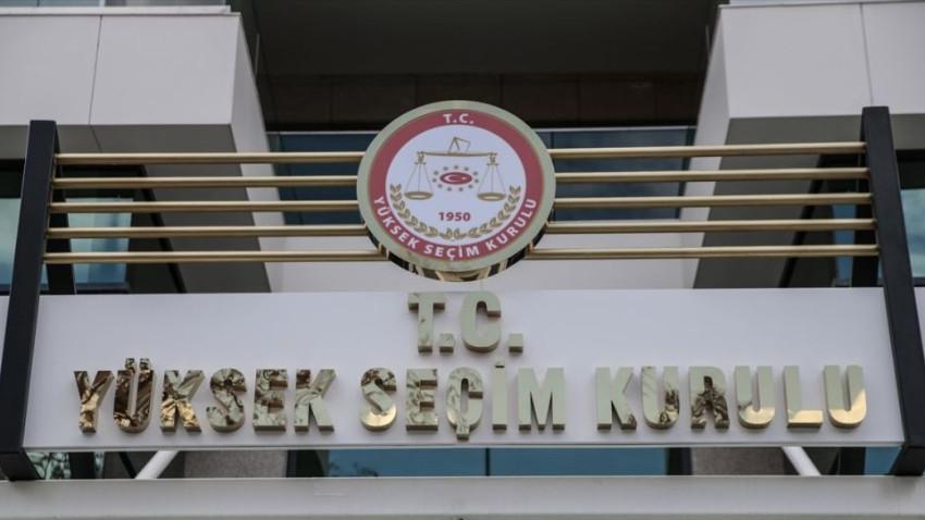 YSK, CHP ve İYİ Parti'nin talebini reddetti