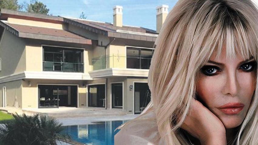Ajda Pekkan o villayı 6 yıldır satamadı!
