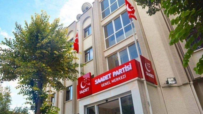 Saadet Partisi 23 Haziran kararını verdi