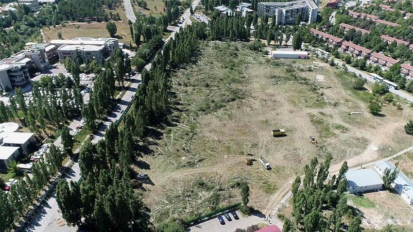 ODTÜ yönetimi yurt inşaatında geri adım attı