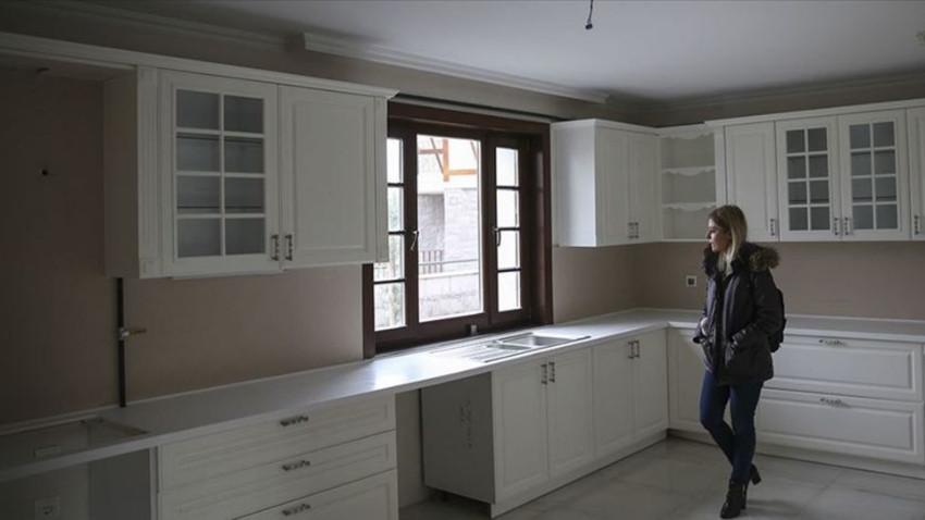 Yeni konut azaldıkça evlerin fiyatı artıyor!