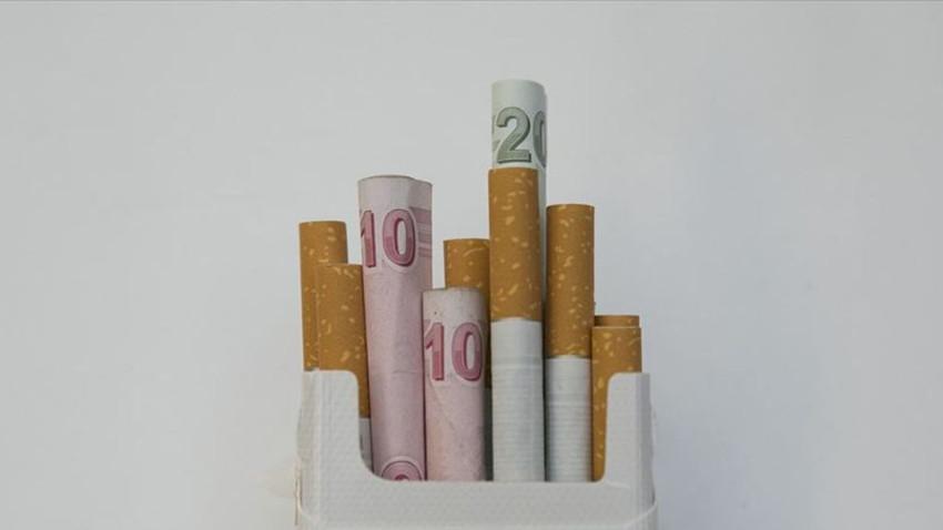 Sigaradan alınan asgari maktu vergiler artırıldı
