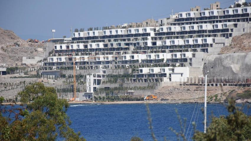 Bodrum'daki o otelin yıkımını bakanlık aldı!