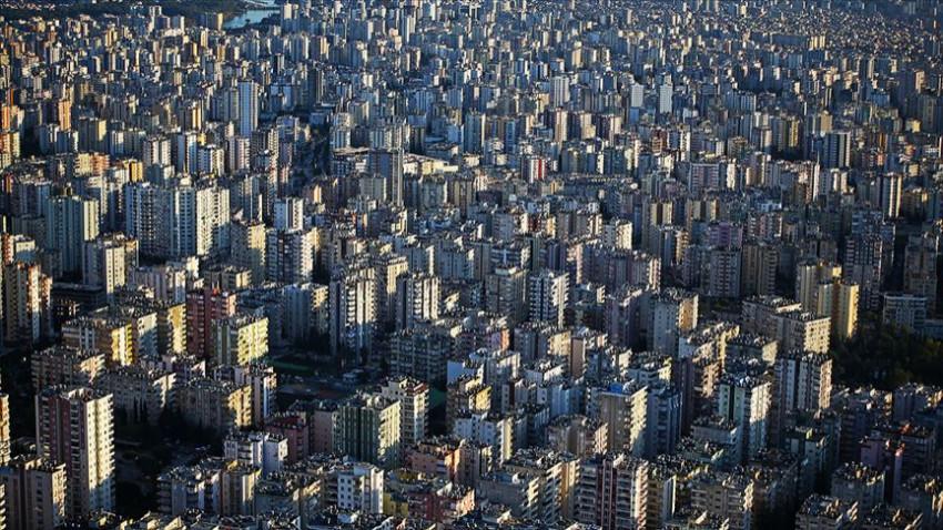Türkiye'de son 5 yılda 6,6 milyon konut satışı