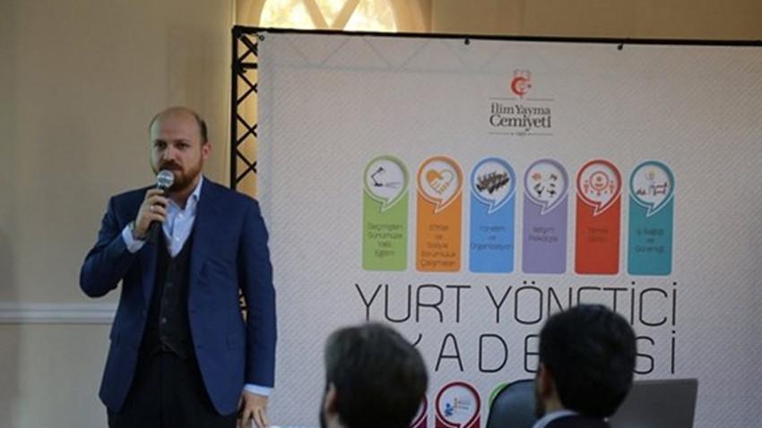 Bilal Erdoğan'ın vakfı 5 milyonluk yurt yapacak