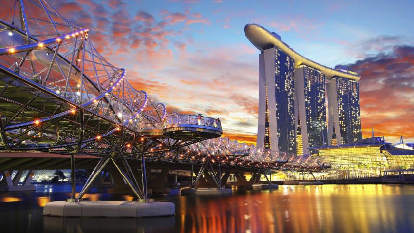 Singapur, ABD'yi geride bırakmayı başardı