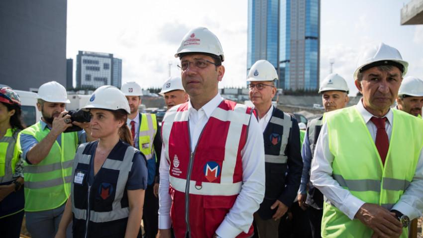 İstanbul'da hangi metroların yapımı durdu?