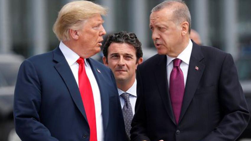 Erdoğan-Trump görüşmesi sonrası dolar ne kadar?