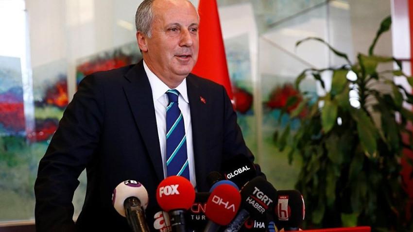 Erdoğan'la görüşen CHP'li Muharrem İnce mi? İddialar için neler söyledi?