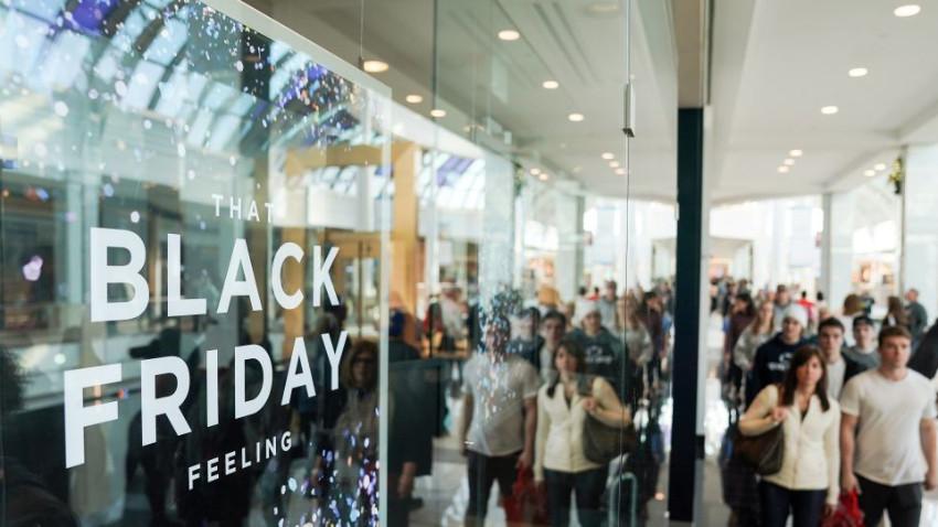 ABD'de 'Kara Cuma'da alışveriş rekoru