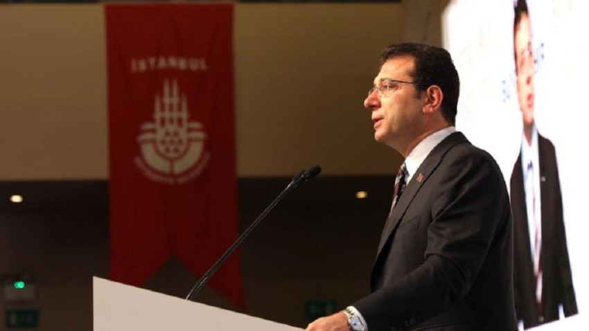 İmamoğlu: Kanal İstanbul cinayet projesidir, bittiğinde İstanbul'da bitecek!
