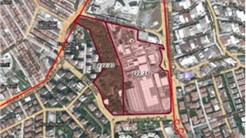 Anadolu Efes'in arazisine yeni konut projesi
